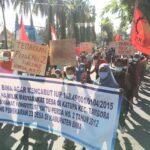 Warga Oi Katupa dan GNP Gelar Aksi Bungkam