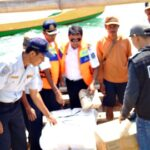 Perkecil Ruang Illegal Fiashing, Dishubkominfo Patroli Laut
