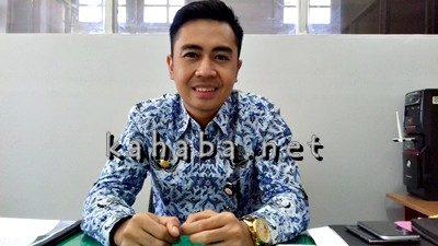 Kabag Humas dan Protokol Setda Kota Bima, Syahrial Nuryadin. Foto: Eric