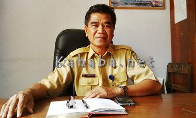 Kepala Bidang Agribisnis Dinas Peternakan Kabupaten Bima Abdul Manan. Foto: Bin