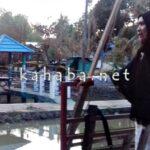 Penghasil PAD, Saung Miratun Akan Ditata Kembali
