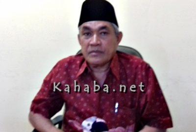 Ketua Baznas Kota Bima, H. A.  Bakar Haris. Foto: Eric