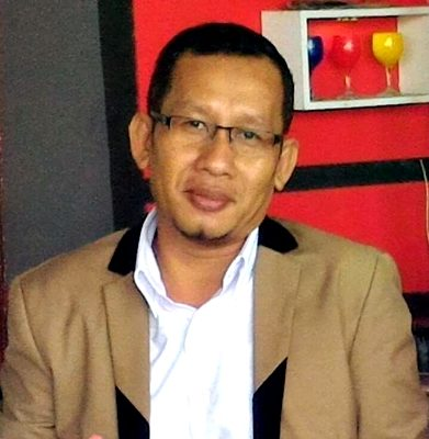 Ketua DPC Partai Hanura Kota Bima Casman Ilmanegara. Foto: Casman (Facebook)
