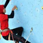 PON Jabar, Nurul Iqamah Sumbang Medali Pertama Panjat Tebing untuk NTB