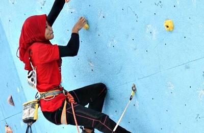 Nurul Iqamah Hebat, Sumbang Medali Emas di Nomor Bergengsi PON Papua