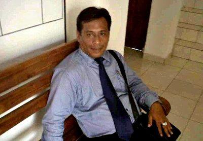 Pengacara, H. Syahrullah, Syarifuddin Lakuy. Foto: Istimewa
