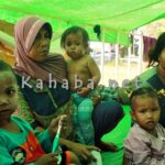 Warga Oi Katupa Masih Terlantar, Kasihan Anak-Anak dan Perempuan