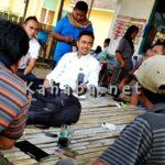 Bangun Kemitraan, Ryan Nongkrong Bareng Wartawan