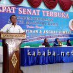 Akbid SMB Gelar Gladi Bersih Wisuda Angkatan ke-VI