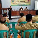 Antisipasi Kekeringan, BPBD Kabupaten Bima Gelar Rakor