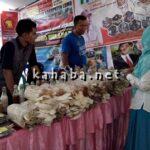 HKTI dan Pemuda Tani Bima Pamer Hasil Pertanian di Festival Tani Nusantara