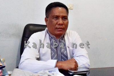 Sekretaris Dikes Kota Bima, Ahmad. Foto: Eric