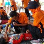 Simulasi Penting Wujudkan Daerah Tangguh Bencana