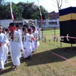 Siswa TK Yaa Bunayya dan SD Lukman AL Hakim Praktek Manasik Haji