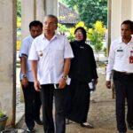Wakil Walikota Bima Tinjau SDN 40 Kota Bima