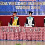 Akbid Harapan Bunda Bima Cetak 65 Wisudawati