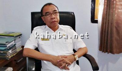 Asisten II Setda Kabupaten Bima, Muzakkir. Foto:Ady