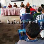 Sorotan Warga Melayu, Empat Dewan Dapil I ini 'Bisu' Saat Reses