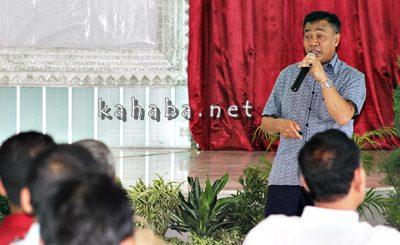 Direktur Operasional Pelindo III, Rahmat Satria. Foto: Bin