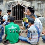 FKGMNU Bima Ziarah Makam Ulama dan Sultan