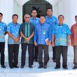 Sekda Terima Kunjungan TP UKS Kabupaten Sumbawa