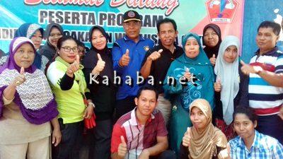 Foto bersama usai kegiatan PKW Bidang Tata Boga. Foto: Eric