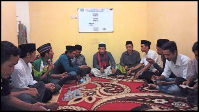 Shalawat Nariyah yang digelar FKGMNU Bima. Foto: Ady
