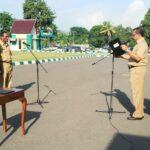 Walikota Bima Lantik Dua Pejabat Eselon II