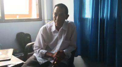 Pengurus FKUB Kabupaten Bima, Faturrahman. Foto: Ady