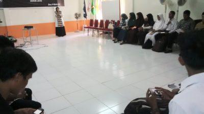 Suasana Kursus Kepemiluan yang digelar KPU Kabupaten Bima. Foto: Bin
