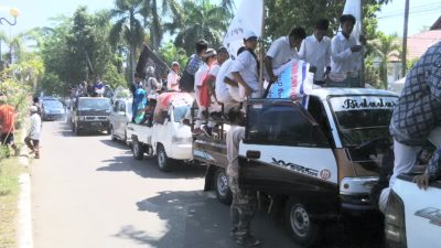 29 Ormas di Bima turun dan demo Ahok. Foto: Bin