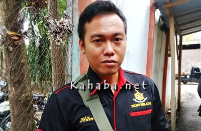 KBO Reskrim IPTU. Hilmi Prayoga. Foto: Bin