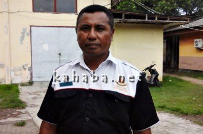 Kanit Intel Pol PP Kabupaten Bima M. Iwan. Foto: Deno