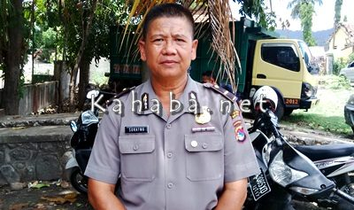 Kasubbag Humas Polres Bima Kota IPDA Suratno. Foto: Bin