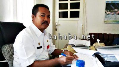 Kepala DPPKAD Kota Bima Mukhtar. Foto: Bin