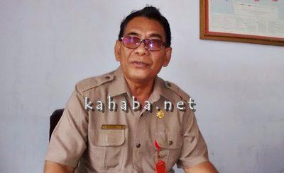 Kepala Dinas Pertambangan dan Energi (Distamben) Kabupaten Bima H. Hairuddin. Foto: Bin