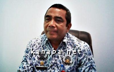 Kepala Dinas Tata Kota dan Perumahan (DTKP) Kota Bima Hamdan. Foto: Noval