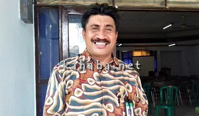 Kepala LPMP NTB, H. Muhammad Irfan. Foto: Eric