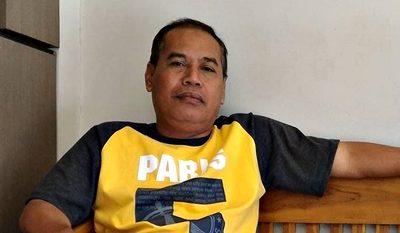 Ketua PBSI Kota Bima Anwar Arman. Foto: Anwar Arman (Facebook)