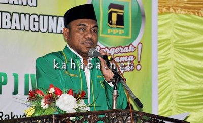 Ketua DPC PPP Kota Bima, H. Syafriansar Foto: Bin