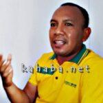 Umar Minta Kepala Distamben tidak Politisasi Semua Urusan Birokrasi