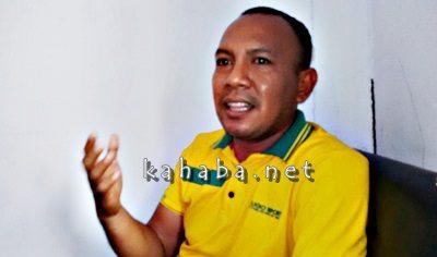 Konsultan PPID Kabupaten Bima Umar. Foto: Bin