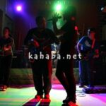 Konser di Falcao, La Hila Band Hipnotis Penggemar