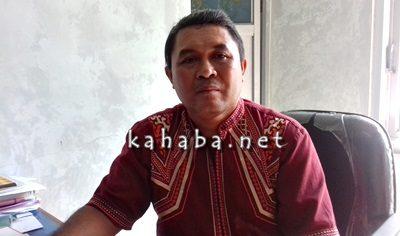 Lurah Lewirato Abdul Anas. Foto: Eric