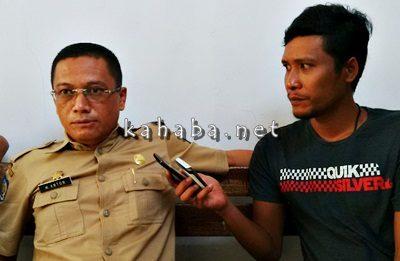 Mantan Kepala BKD Kabupaten Bima, H Antonius. Foto: Ady