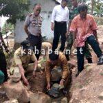 Pekerjaan Dana Desa di Desa Riamau Dimulai
