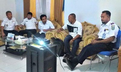 Pembahasan pemeringkatan PPID SKPD. Foto: Hum