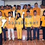 Pengurus Partai Hanura Kota Bima dan Kabupaten Bima Dilantik