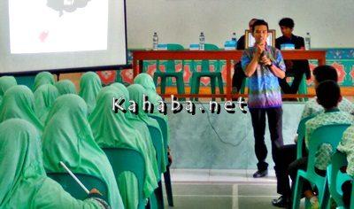 Penyuluhan kesehatan yang digelar PM Kobi. Foto: Bin