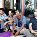 Tiga Bulan Berjuang, Warga Desa Oi Ketupa Akhirnya Pulang